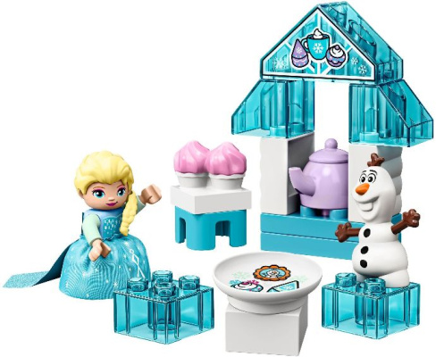 10920-1 Elsa and Olaf's Tea Party