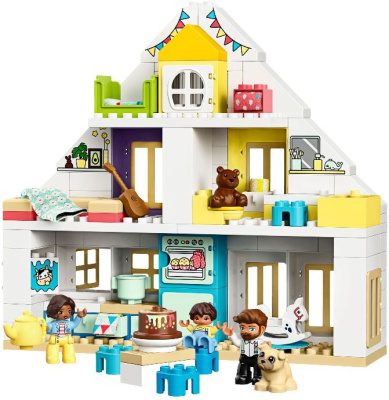 10929-1 Modular Playhouse