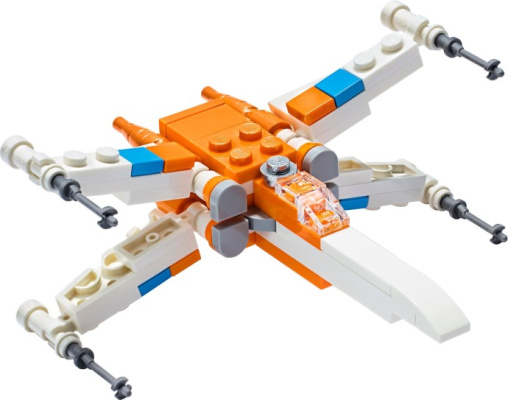 30386-1 Poe Dameron's X-wing Fighter