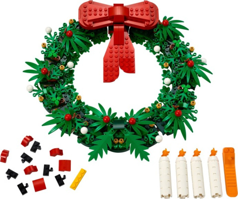 40426-1 Christmas Wreath 2-in-1