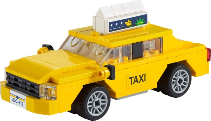 40468-1 Yellow Taxi