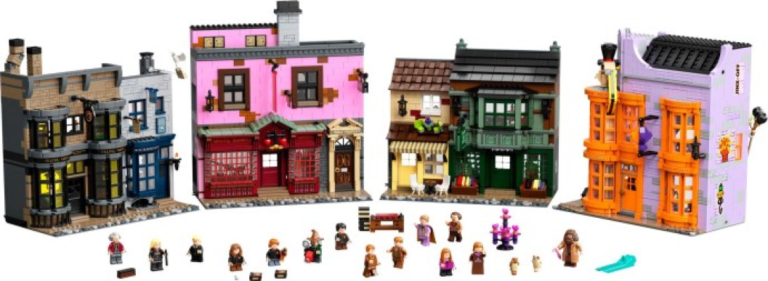 75978-1 Diagon Alley