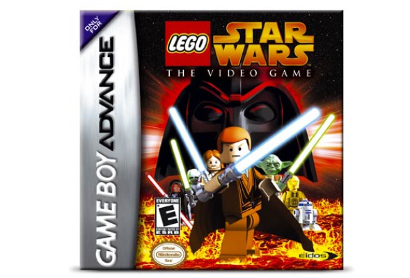 Gba381 1 Lego Star Wars The Video Game Reviews Brick Insights