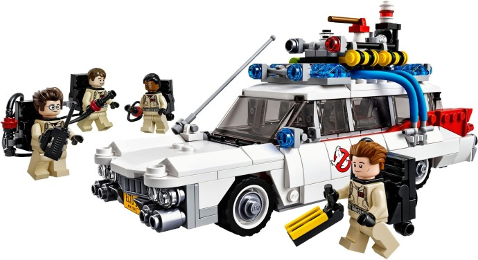 21108-1 Ghostbusters Ecto-1