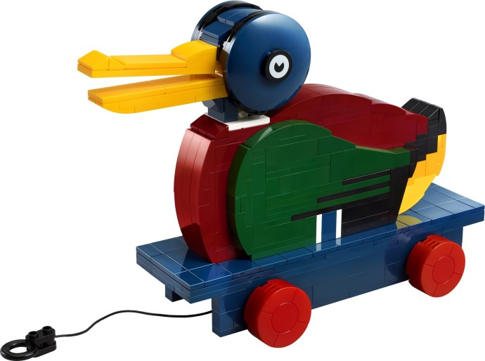 40501-1 The Wooden Duck