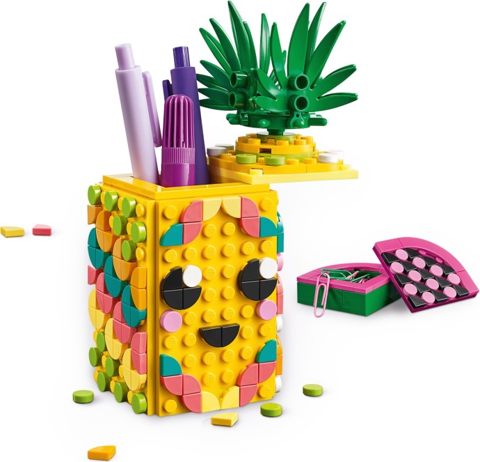 41906-1 Pineapple Pencil Holder