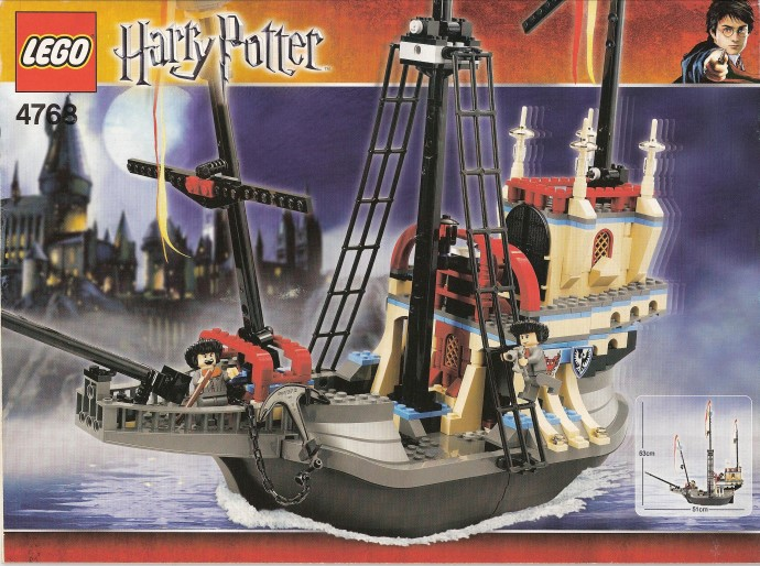 4768 1 The Durmstrang Ship Reviews Brick Insights Durmstrang once had the darkest reputation of all eleven wizarding schools, though this was never entirely merited. the durmstrang ship