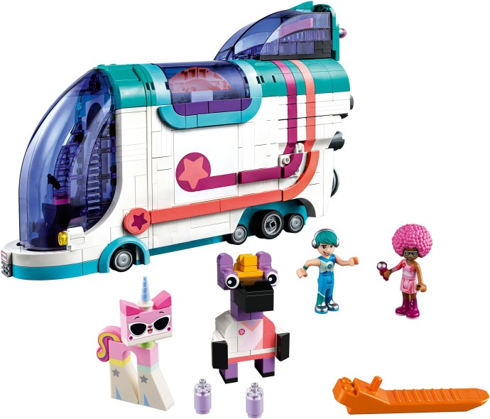 70828-1 Pop-Up Party Bus