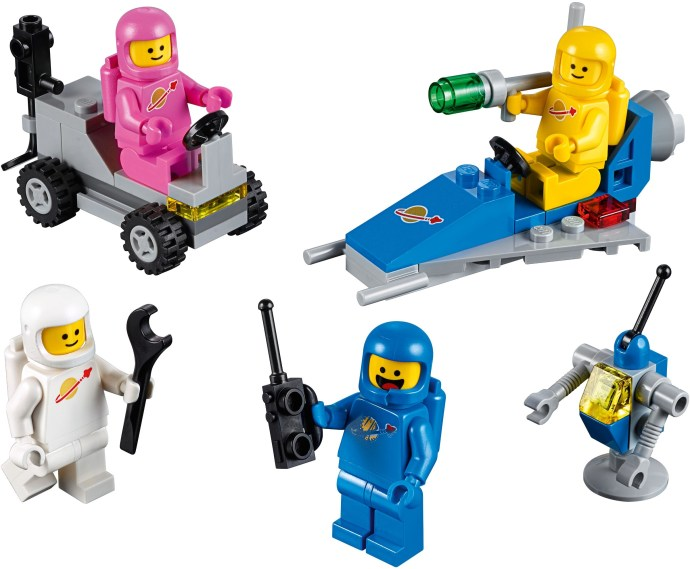70841-1 Benny's Space Squad