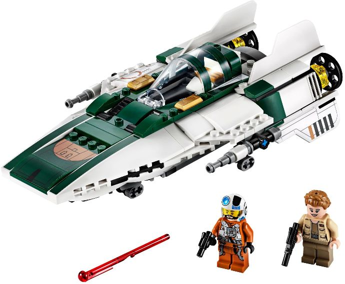 75248 1 Resistance A Wing Starfighter Reviews Brick Insights