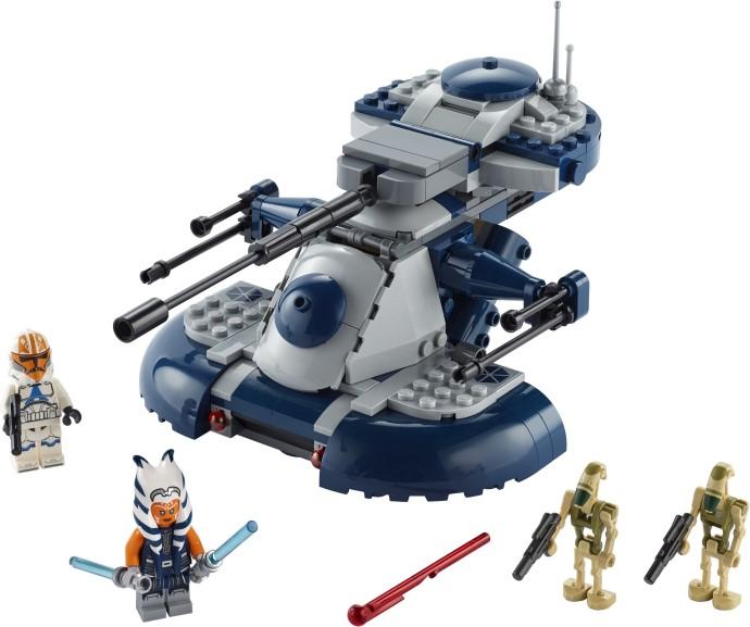 75283 1 Armored Assault Tank Aat Reviews Brick Insights