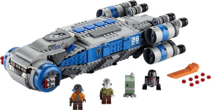 75293 1 Resistance I Ts Transport Reviews Brick Insights