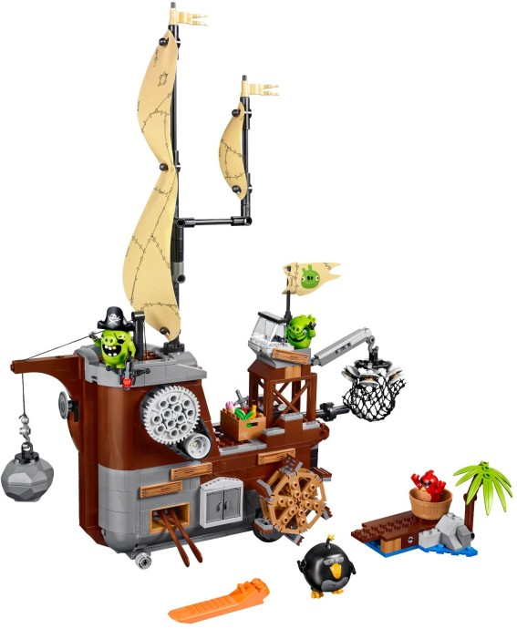 75825-1 Piggy Pirate Ship