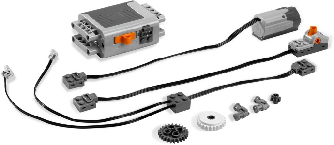 8293-1 LEGO® Power Functions Motor Set
