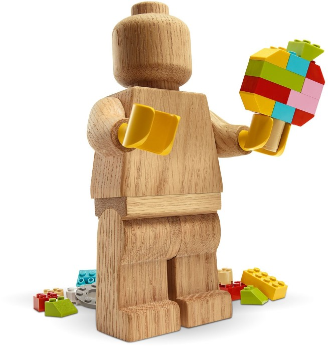 853967-1 Wooden Minifigure