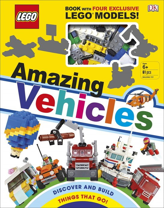 ISBN0241363500-1 Amazing Vehicles