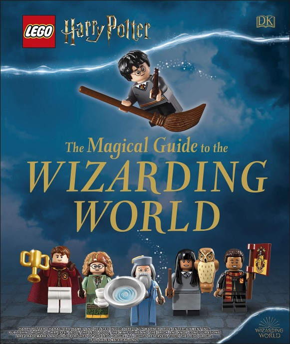 ISBN0241397359-1 Harry Potter The Magical Guide to the Wizarding World