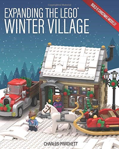ISBN1091708533-1 Expanding the LEGO Winter Village