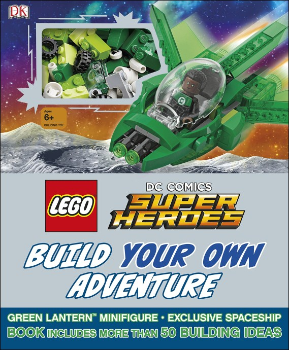 ISBN9780241285404-1 DC Comics Super Heroes Build Your Own Adventure