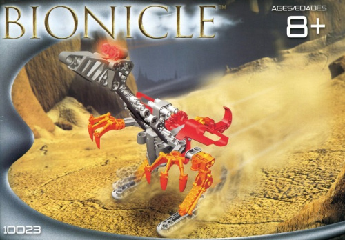 10023-1 Bionicle Master Builder Set