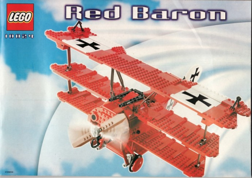 10024-1 Red Baron