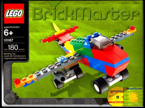 10167-1 LEGO BrickMaster Welcome Kit