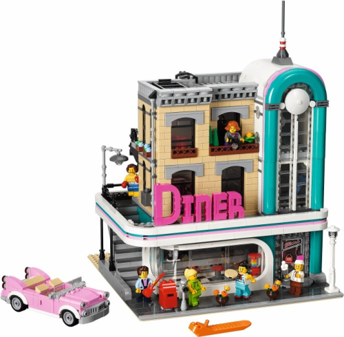 10260-1 Downtown Diner