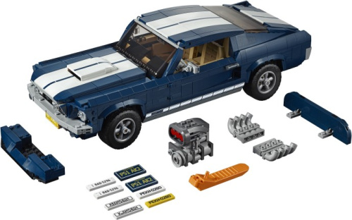 10265-1 Ford Mustang