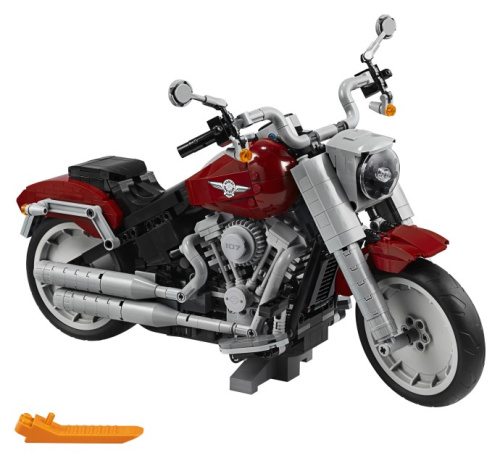 10269-1 Harley-Davidson Fat Boy