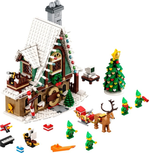 10275-1 Elf Club House