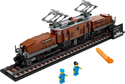 10277-1 Crocodile Locomotive