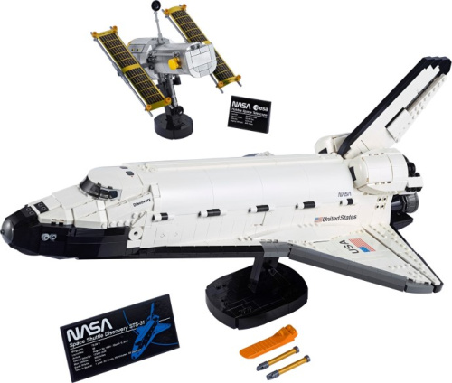 10283-1 NASA Space Shuttle Discovery