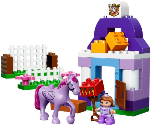 10594-1 Sofia the First Royal Stable