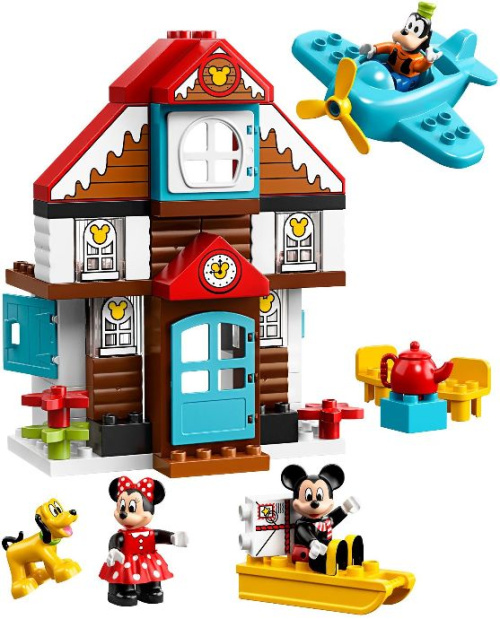 10889-1 Mickey's Vacation House