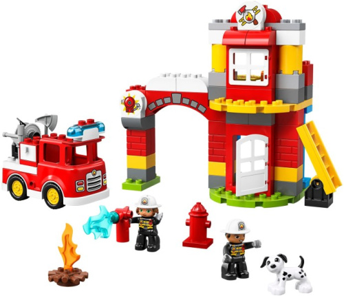 10903-1 Fire Station