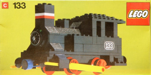 133-1 Locomotive