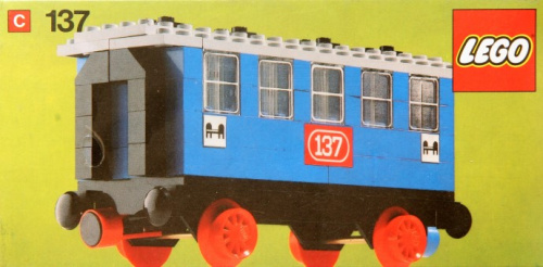 137-2 Passenger Sleeping Car
