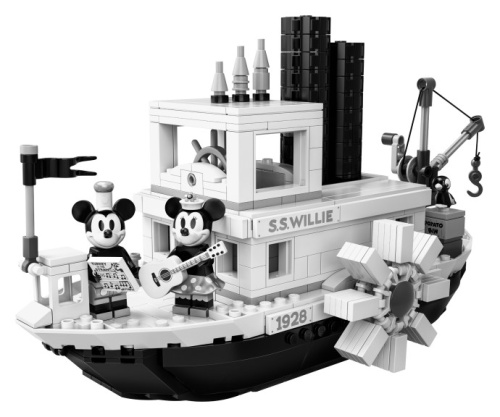 21317-1 Steamboat Willie