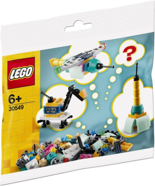 30549-1 Build Your Own Vehicles - Make it Yours