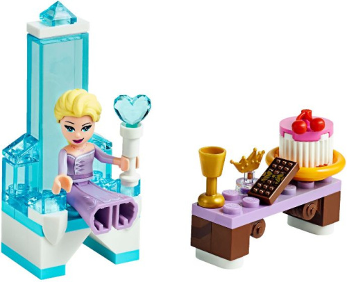 30553-1 Elsa's Winter Throne