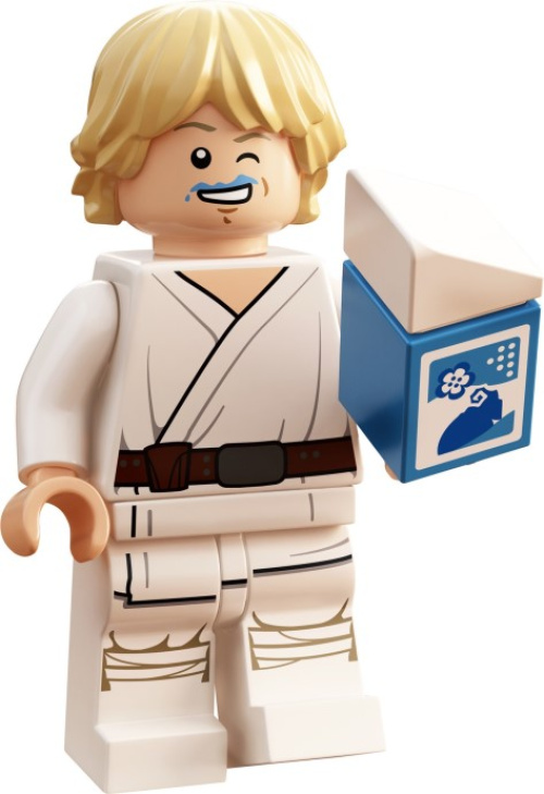30625-1 Luke Skywalker with Blue Milk