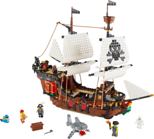 31109-1 Pirate Ship