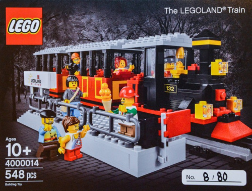 4000014-1 The LEGOLAND Train