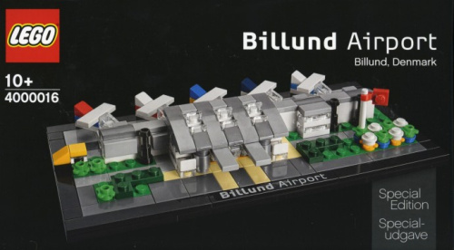 4000016-1 Billund Airport