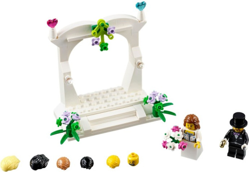 40165-1 Minifigure Wedding Favour Set