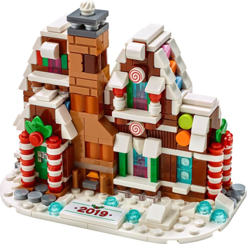 40337-1 Microscale Gingerbread House