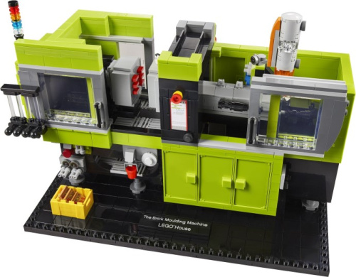 40502-1 The Brick Moulding Machine
