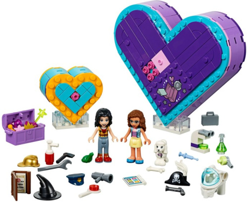 41359-1 Heart Box Friendship Pack