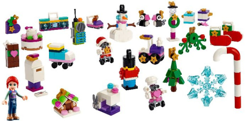 41382-1 Friends Advent Calendar
