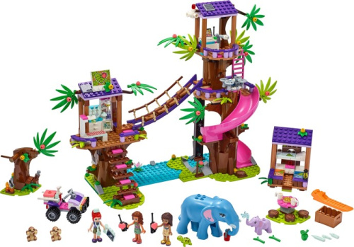41424-1 Jungle Rescue Base